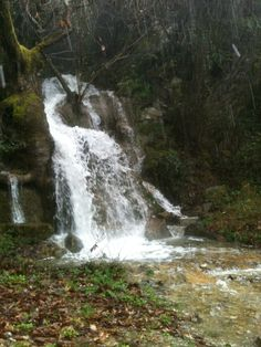 waterfall in Greece, Achaia