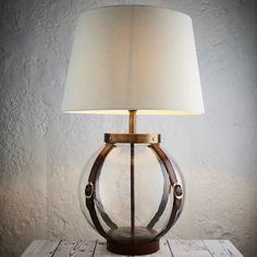 Rosalind Wheeler Fernbush 45cm Table Lamp Base & Reviews | Wayfair.co.uk Table Lamp Base, Lamp Bases, Drum Shade, Beautiful Homes, Sconces, Wall Lights, Bulb, Lounge, Home Decor