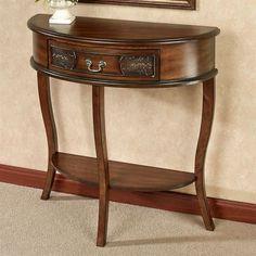Pennington Wood Console Table