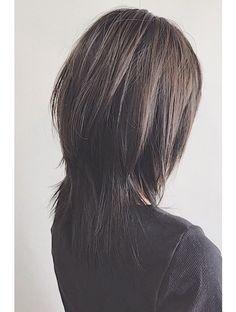 Pin on Hair cuts Pin on Hair cuts Haircuts For Long Hair With Layers, Haircut For Thick Hair, Cut My Hair, Layered Haircuts, Long Hair Cuts, Inverted Hairstyles, Medium Layered Hair, Medium Long Hair, Medium Hair Styles