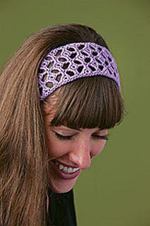 Headband Crochet lace is the perfect technique for crochet headbands. Ella's Headband - Media - Crochet MeCrochet lace is the perfect technique for crochet headbands. Ella's Headband - Media - Crochet Me Thread Crochet, Crochet Lace, Crochet Stitches, Crochet Patterns, Bandeau Crochet, Free Crochet, Crochet Hair Accessories, Crochet Hair Styles, Crochet Headband Pattern