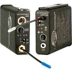 Lectrosonics 100 Series Lav mic