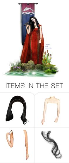 """Lady Lysa Tully"" by annette-heathen ❤ liked on Polyvore featuring art"
