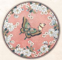 Pencil Drawing Inspiration, Japan Crafts, Bug Art, Chinese Embroidery, Asian Design, Mosaic Crafts, Vintage Quilts, Design Crafts, Asian Art