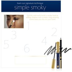 Looks and Tips — Estée Lauder Official Site Smoky Eye, Estee Lauder, Makeup Tips, Fragrance, Make Up, Skin Care, Simple, Tools, Beauty