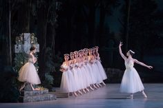 Review: 'Giselle' Bounds With Experience - The New York Times