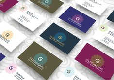 Business cards – part of branding project for Gleichklang Of Brand, Business Cards, Branding, Personalized Items, Projects, Inspiration, Lipsense Business Cards, Log Projects, Biblical Inspiration
