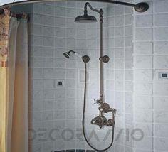 #bathroom #interior #design #interiordesign #designideas Душевая система Herbeau Royale, 3402.70