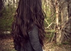 beautiful. this would be my dream, this plus my curly hair coming back full blown.