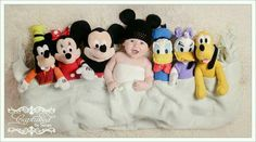 Mickey Mouse pic for his cake table