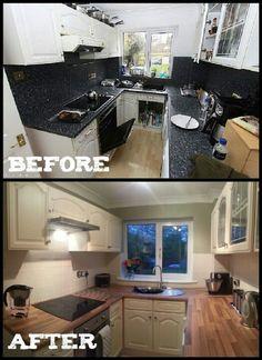Kitchen revamp!