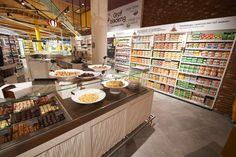 Jumbo supermarket flagship by VBAT, Breda   Netherlands