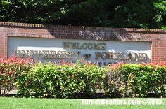 The University of Portland - Portland, Oregon. Portland Neighborhoods, College Classes, Columbia River, Portland Oregon, Small Towns, The Neighbourhood, University, Park, The Neighborhood