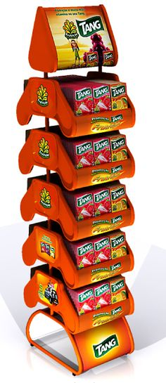 Point of Purchase Design | POP Design | Food POP | www.ispafrica.co.za