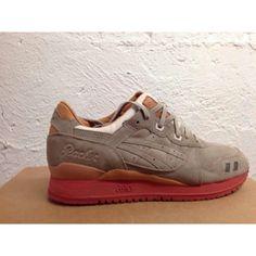Packer Shoes Asics Gel Lyte III 25th Anniversary