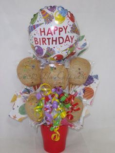 Cookie Bouquets by The Gift Basket