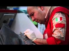 The team working on the SF15-T | Flavio Bergamaschi