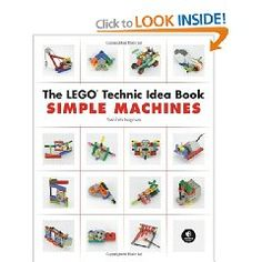 The Lego Technic Idea Book (Paperback). The LEGO® Technic Idea Book: Simple Machines is a collection of hundreds of working examples of simple yet. Technique Lego, Lego Machines, Lego Club, Lego Mindstorms, Force And Motion, Simple Machines, Physical Science, Science Experiments, Science Fun