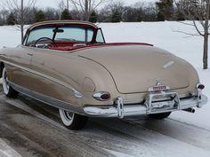 1953 Hudson Super Wasp convertible.