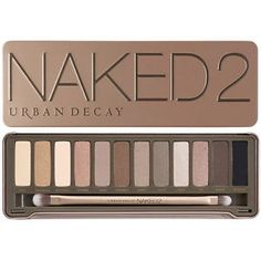 Urban Decay Naked 2 Palette - When I was rewatching The Fall, I became obsessed with the eye makeup Stella Gibson wore, and I set out to recreate my own version. I use the Bootycall and Verve shadows as steps 1 and 2 of my Stella Gibson eyes.