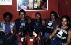 Gangscene Head Hunters 1970s