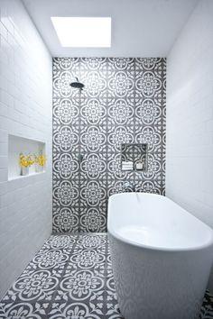portugese tegels badkamer - Google zoeken