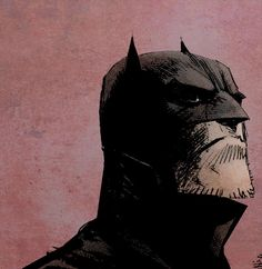 Sean Murphy & Matt Hollingsworth‏ - Batman White Knight I Am Batman, Batman Art, Dc Comics Art, Batman Comics, Comic Book Characters, Comic Books Art, Heavy Metal Comic, League Of Heroes, Bob Kane