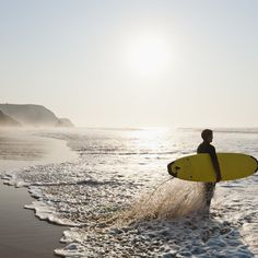 Instead of Southern California, Try Portugal  Is your spring break dream a surfing safari? While the surf is always up along the Southern California coastline, it's also up in Portugal—one of the coolest destinations of 2017. Ride351 organizes spring surfing trips to the north, south, and central coasts of Portugal—the latter has the most consistent surf in Europe. Gnarly! @visitportugal