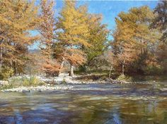 I Have Seen Autumn by Mark Haworth Oil ~ 30 x 40