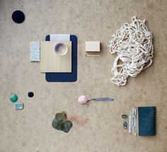 Inspiration for colors and materials related to Spring 2016 #designmeetsmovement #urbanliving #compactliving