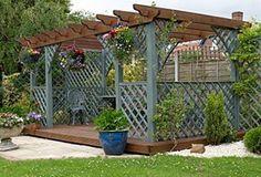 Image result for garden pergola