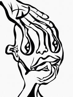 'Sudoripación Lacrimosa' by Rony.