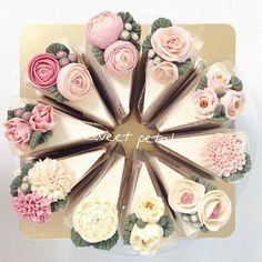 BEAUTIFUL Inspiration via @sweetpetalcake 🌹🌸🍃💛💛💞💞👌#Cakebakeoffng #CboCakes #InstaLove #LikeforLike #AmazingCake #CakeInspiration