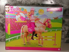 barbie at kohls | 2010 Barbie Walking Tawny Exclusive Giftset Doll & Horse Only At Kohl ...