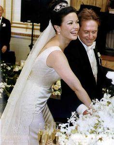 fotos boda caterine zeta-jones & Michael Douglas - Cerca amb Google