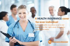 Getting a #healthinsurance cover is not enough. Get the right cover that meets your health needs here