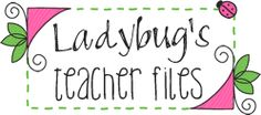 Ladybug's teacher files
