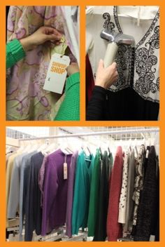 Oxfam and Marks & Spencer Shwop Shop Highlights on the #oxfam  #fashion blog