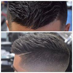 Skin fade/detached/wedge part / ✂️ a lot of #texture /Natural edge up - #styled with #hardMuk  #mikescustomkuts #thecommission #barbershop#barber #nbahaircuts#muk#menshair #mensfashion#faded  #haircut#fade#longislandbarber #nybarber#btcpics #barbersinctv#nastybarbers #barbershopconnect #barberlife#longisland#NY @barbershopconnect