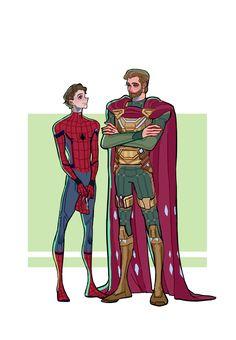 Mysterio Spiderman, Mysterio Marvel, Marvel Avengers, Marvel Comics, Batgirl Makeup, Spider Baby, Spiderman Theme, Marvel Comic Universe, Amazing Spider