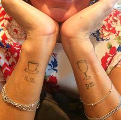13 Adorable and Tiny Boozy Tattoos - Cosmopolitan.com