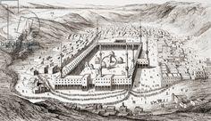 Kaaba - Kabe - c.1860