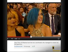 YOUTUBE OBSERVATIONS ON KATY PERRY & RIHANNA
