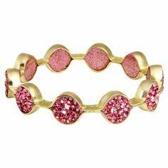 Marquis Bracelet in Pink