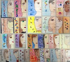 Art Projects for Kids: Student Art from California