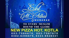 PIZZA EID MUBARAK Status Video for Al Adha Eid Mubarak Status, New Pizza, Muhammad, Neon Signs