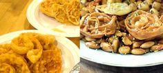Le carteddate fanno parte del ricco assortimento di dolci tipici del Natale di Taranto e sono caratterizzate da una duplice simbologia