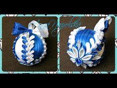 Flowers Kanzashi petals Twisted ✄ Anastasia Kulikova - YouTube