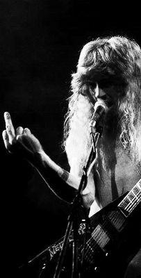 Dave Mustaine ...I need to give Dave his own board