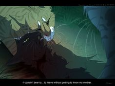 Hollyleaf and Leafpool +by+Mizu-no-Akira.deviantart.com+on+@deviantART